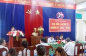 Thông qua dự thảo Nghị quyết Đại hội